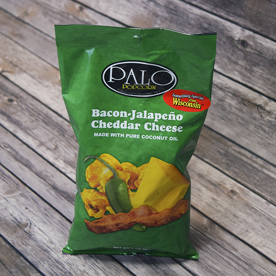 Bacon Jalapeno Cheddar